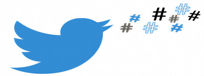 Use Twitter Hashtags