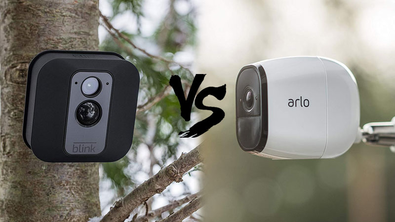 Blink XT vs Arlo Pro [A Complete Comparison Guide With Reviews]