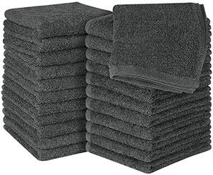 Utopia Towels Cotton Washcloths