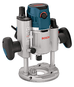 Bosch 120-Volt 2.3 HP Electronic Plunge Base Router MRP23EVS