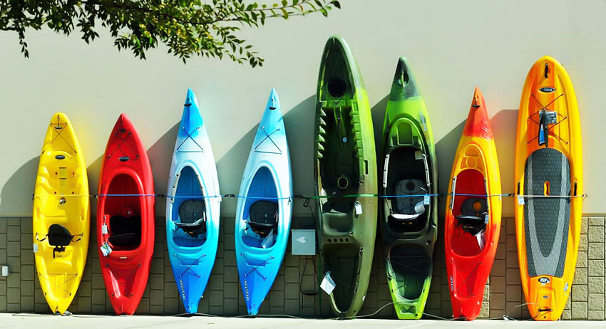 Identifying the Correct Weight Limit of Kayak
