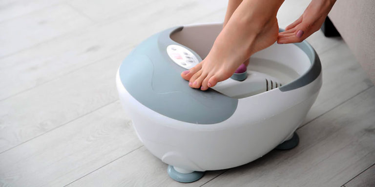 Foot Spa and Massager FI