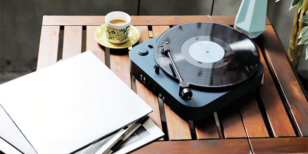 Best Portable Turntable Reviews
