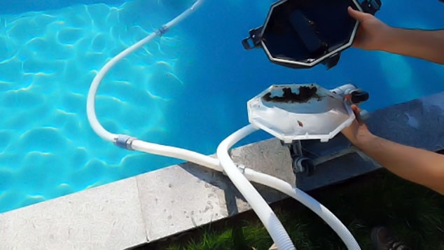 How to Use Above Ground Pool Vacuum for Intex